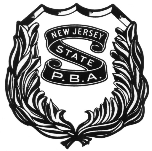 NJ State PBA shield