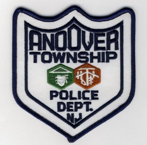 Andover Police patch