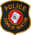 Newton Police patch