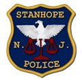 Stanhope Police Patch