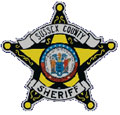 Sussex County Sheriff's patch